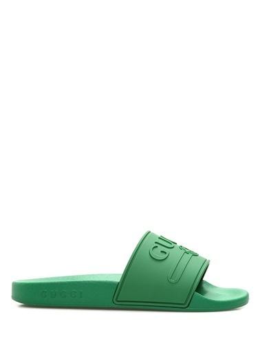 GUCCI Terlik Yeşil